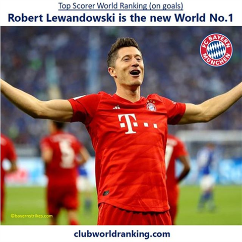 Robert is always scoring. Consistency is here the key word. #robertlewandowski  #miasanmia #fcbayern #bundesliga #football #soccer #futbol #voetbal  #calcio #foot #championleague