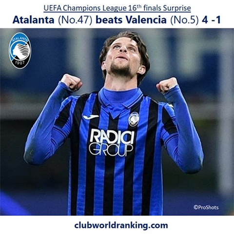 Atalanta is the big surprise this season in Serie A and Champions League. #atalanta #seriea #championsleague #football #soccer #calcio #football #futbol #futebol